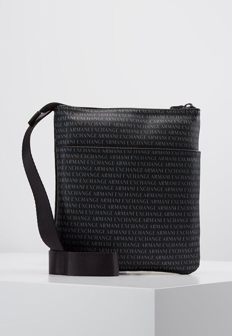 Armani Exchange - Schoudertas - black