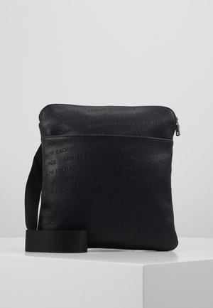 SMALL CROSSBODY BAG - Umhängetasche - black