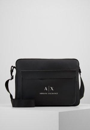 MESSENGER - Across body bag - black