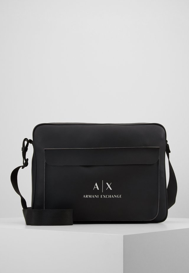 MESSENGER - Schoudertas - black