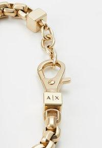 Armani Exchange - Armband - gold-coloured - 2