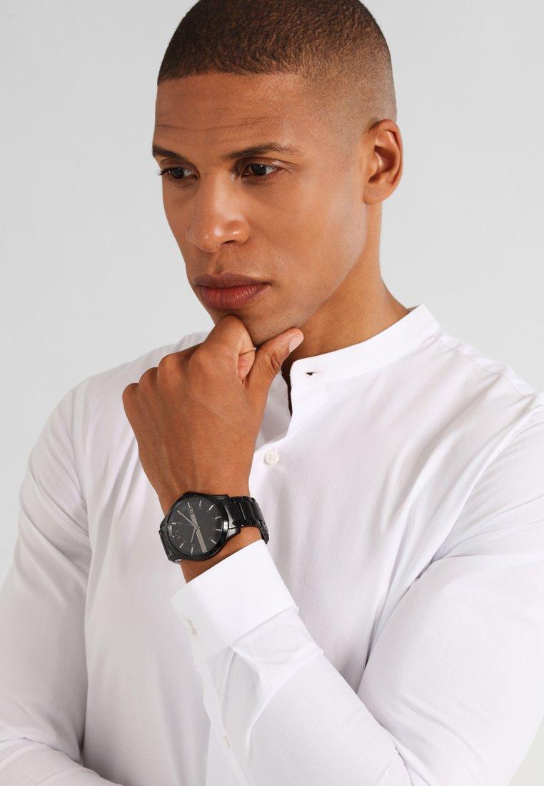 Armani Exchange - Uhr - schwarz
