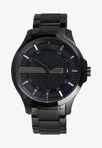 Armani Exchange - Uhr - schwarz - 1
