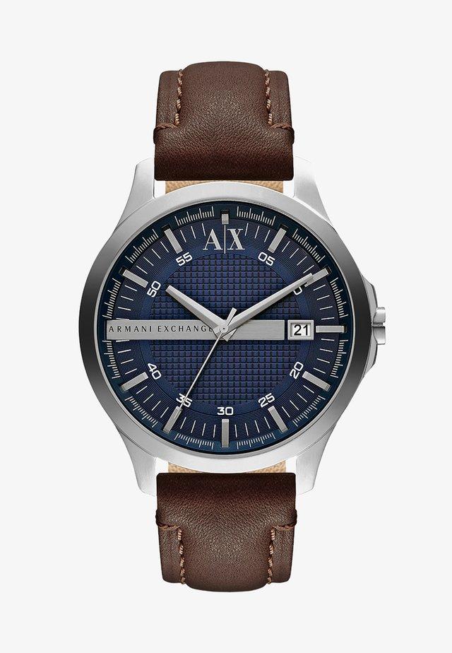 Watch - dunkelbraun