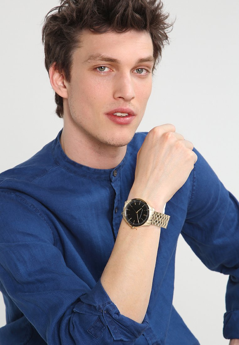 Armani Exchange - Klokke - gold-coloured