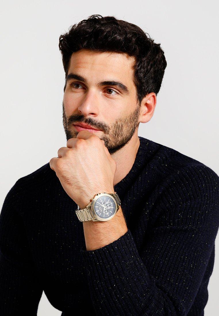 Armani Exchange - Watch - goldfarben
