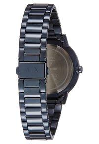 Armani Exchange - Horloge - blau - 2