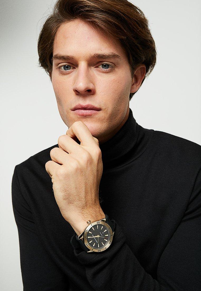 Armani Exchange - Zegarek - schwarz