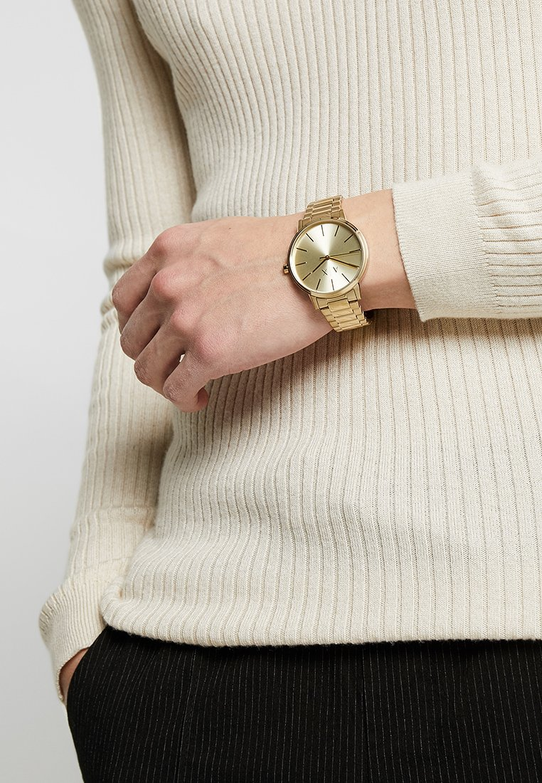 Armani Exchange - Reloj - gold-coloured