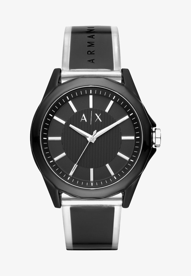Uhr - clear/black