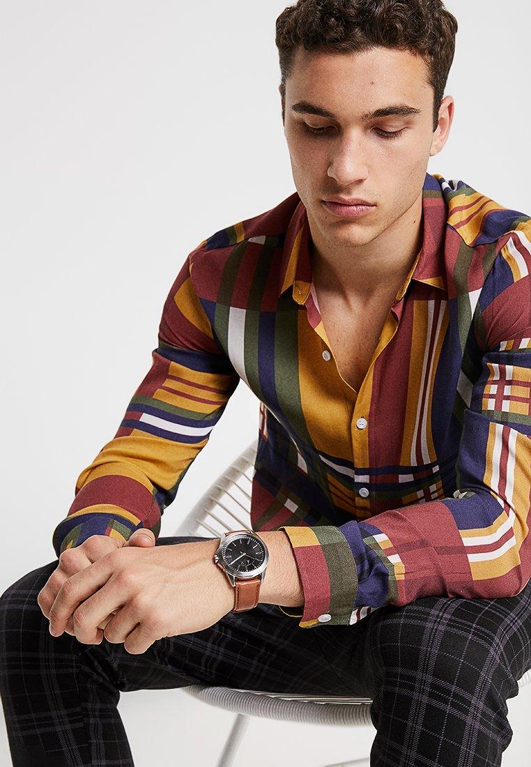 Armani Exchange - Watch - braun