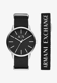 Armani Exchange - SET - Montre - black - 1