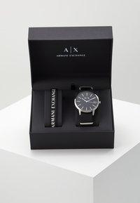 Armani Exchange - SET - Montre - black - 5