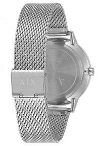 Armani Exchange - Hodinky - silver-coloured - 2