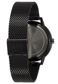Armani Exchange - Hodinky - black - 2