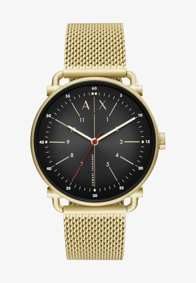 Horloge - gold-coloured