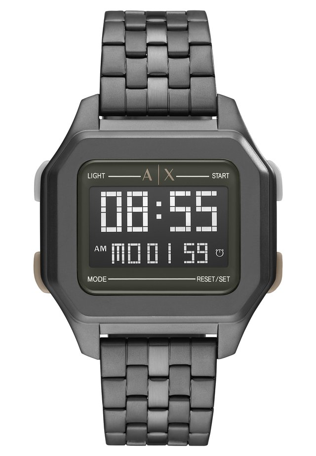Digital watch - grey
