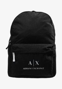 Armani Exchange - BACKPACK - Ryggsekk - nero - 5