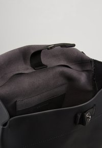 Armani Exchange - BACKPACK - Reppu - black - 3