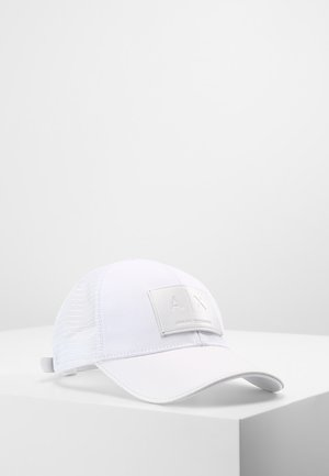 LOGO PATCH  - Caps - bianco