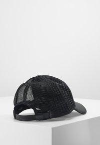 Armani Exchange - LOGO PATCH  - Cap - nero - 2