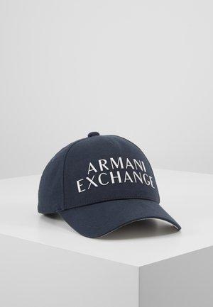 BASEBALL HAT - Gorra - dark blue