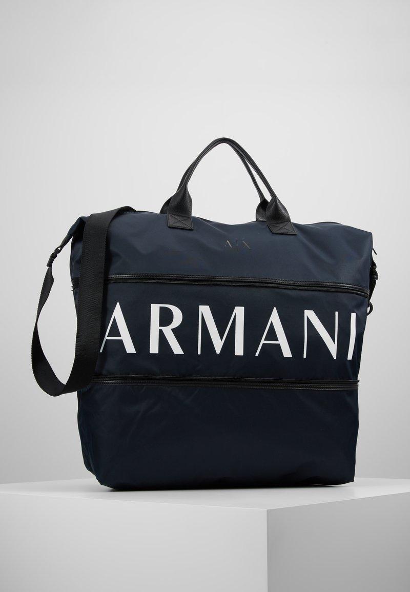 Armani Exchange - Weekend bag - navy