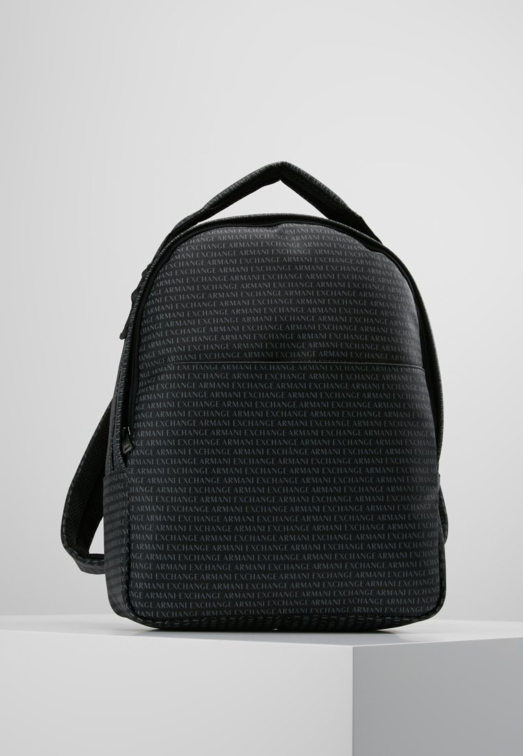 À Exchange Sac Dos Armani Black cLAR34q5jS