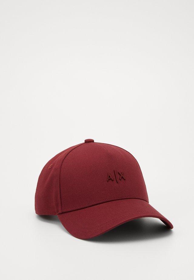 BASEBALL HAT - Lippalakki - syrah/syrah