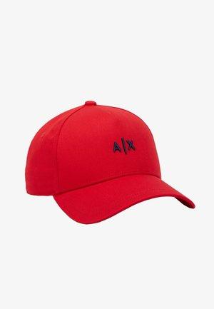 BASEBALL HAT - Gorra - red/navy