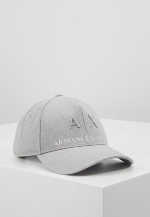 CORP LOGO HAT - Casquette - grey