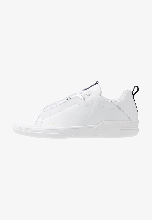 UNIKLASS - Sneakersy niskie - white/midnight