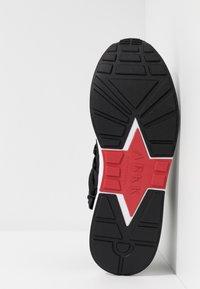 ARKK Copenhagen - RAVEN S-E15 - Sneakersy niskie - black/white - 4