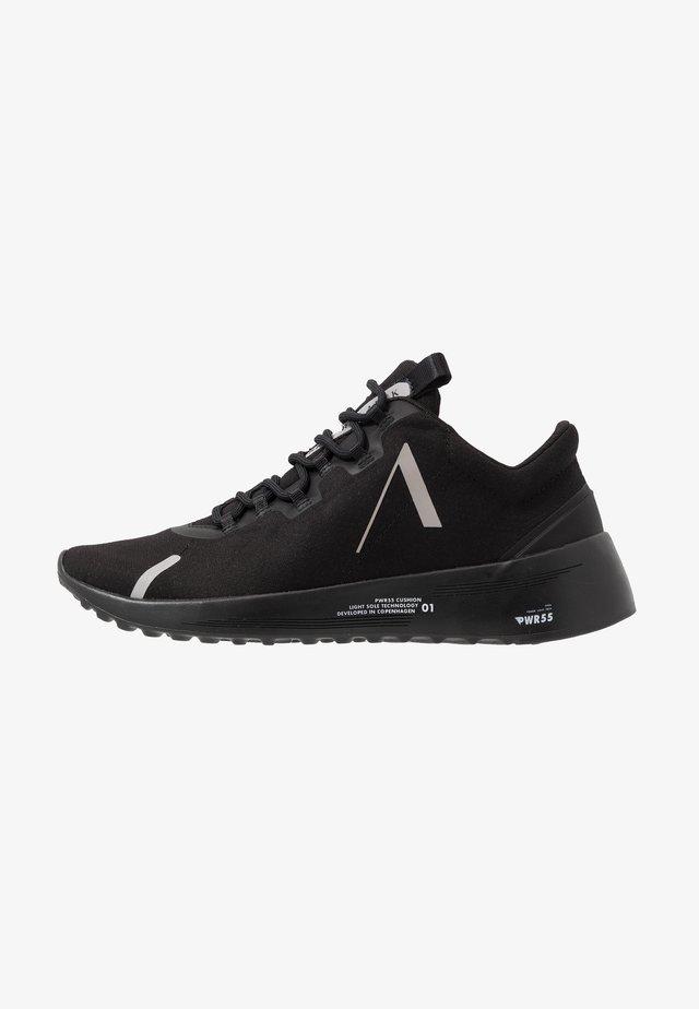 AXIONN - Sneaker low - black/ash