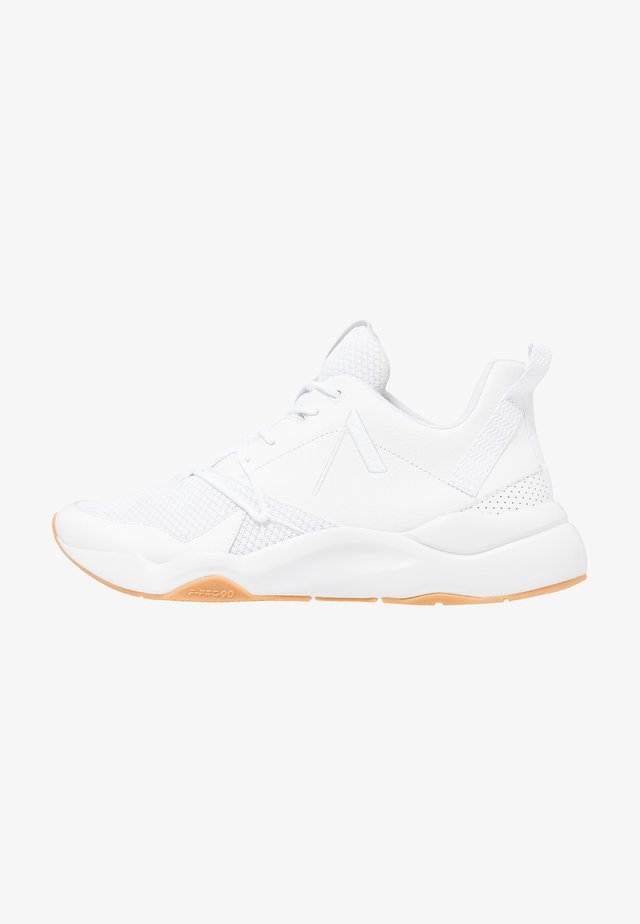 ASYMTRIX  - Trainers - white