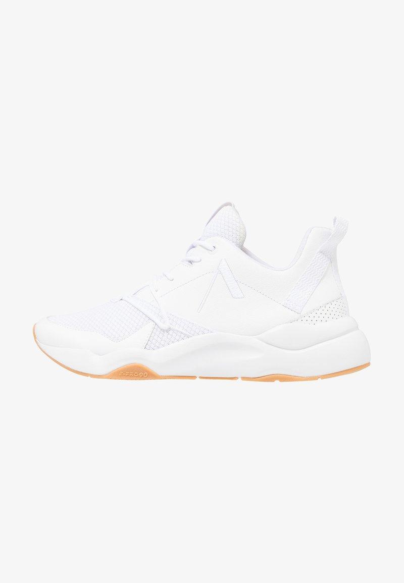 ARKK Copenhagen - ASYMTRIX  - Sneaker low - white