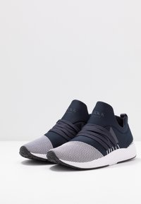 ARKK Copenhagen - RAVEN  - Sneakers - midnight/white - 2