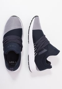 ARKK Copenhagen - RAVEN  - Sneakers - midnight/white - 1