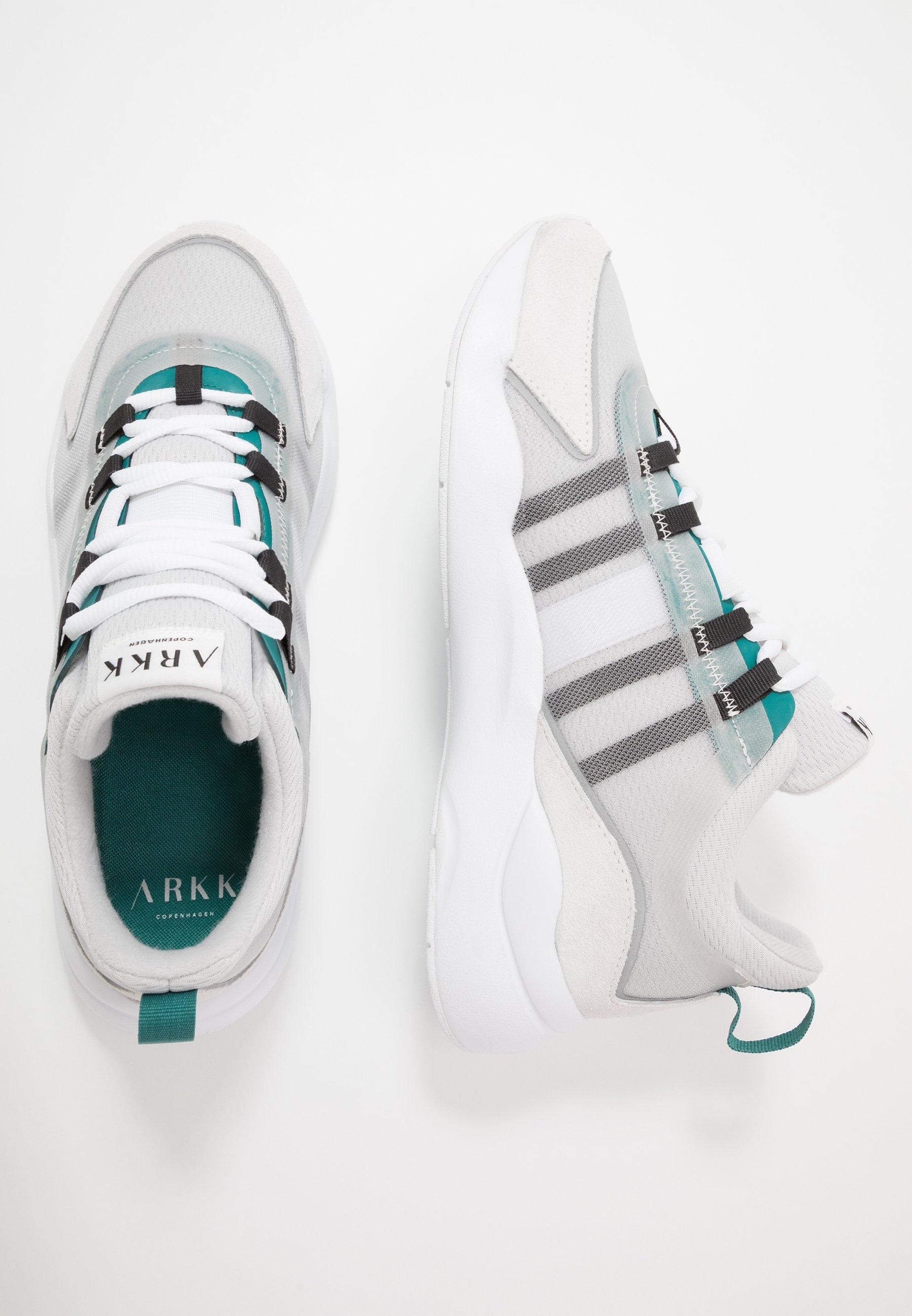Arkk Copenhagen Lyron - Sneakers Soft Grey Teal