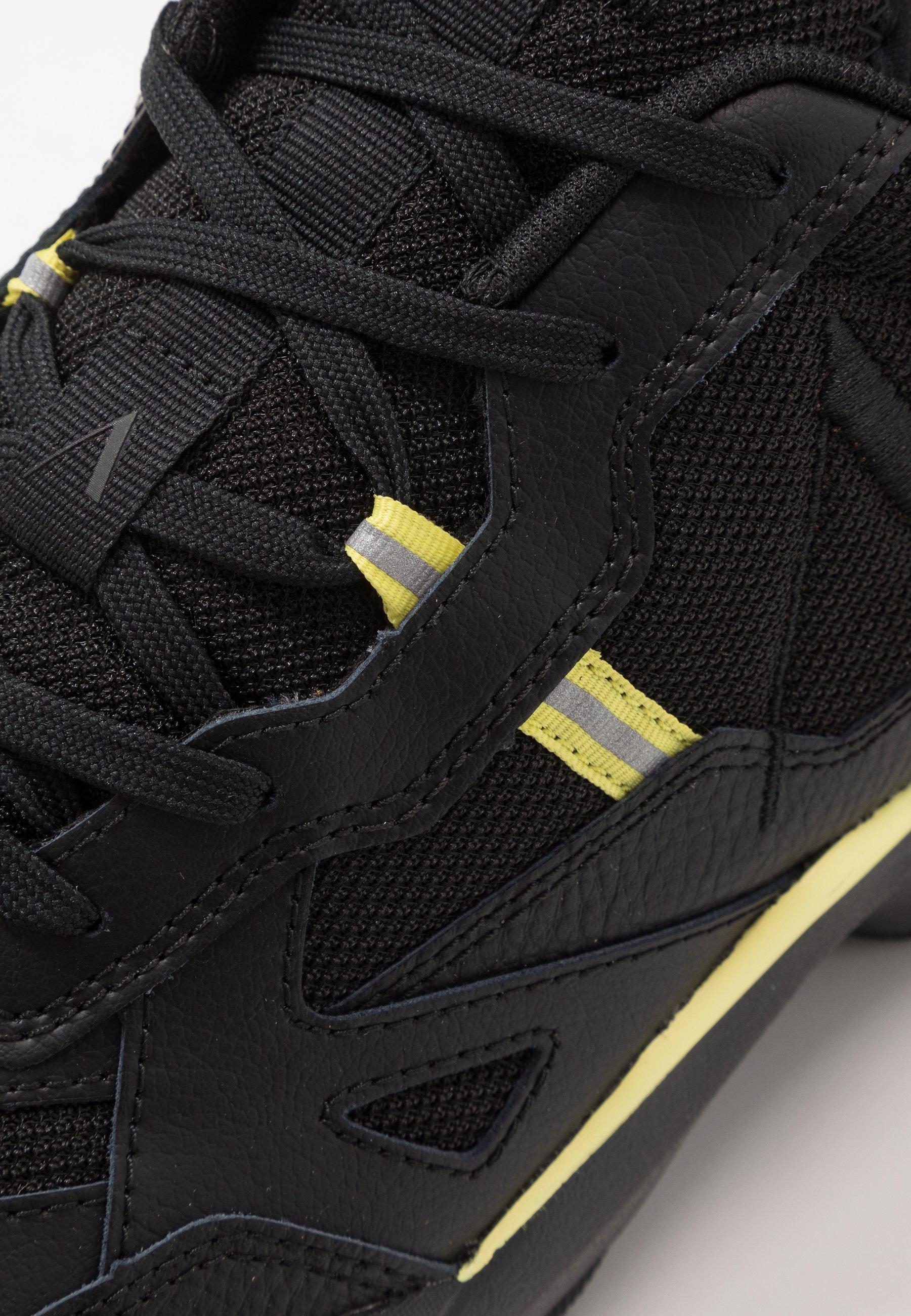 Arkk Copenhagen Quantm T-g9 - Sneakers Black/limelight