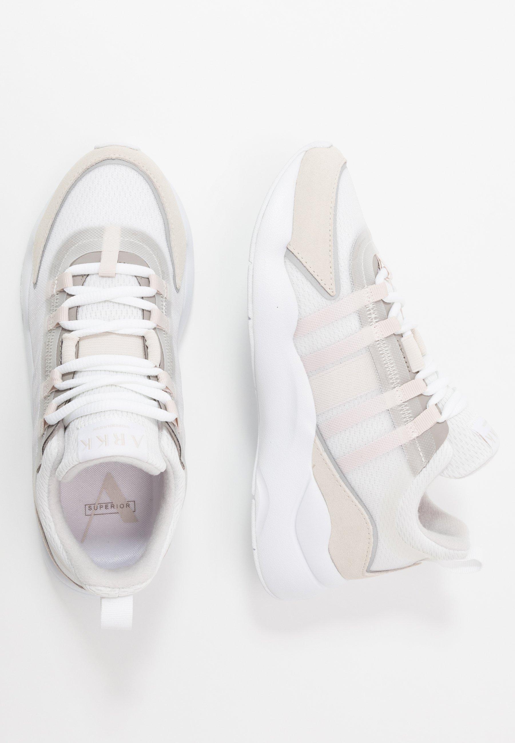 ARKK Copenhagen LYRON F-PRO90 - Sneakers - white/satellite