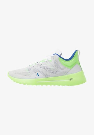 PWR55 - Trainers - ice grey/vivid green
