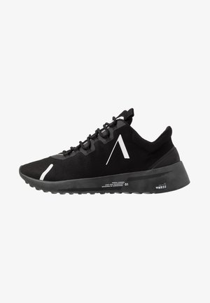 AXIONN PWR55 - Joggesko - all black/white