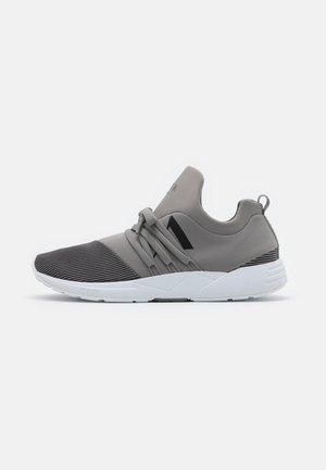 RAVEN S-E15 - Sneakersy niskie - silver/grey/black