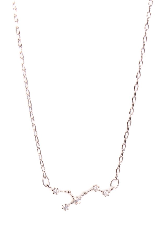 CHA - Necklace - silver
