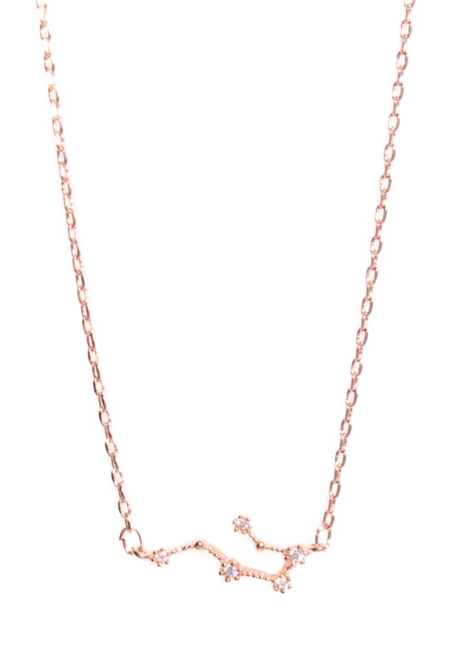 CHAÎNE - Collier - rose gold-coloured