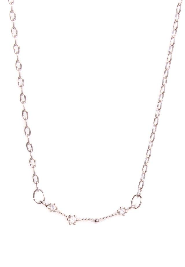 CHA - Ketting - silver