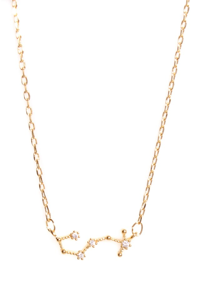 CHA - Necklace - gold