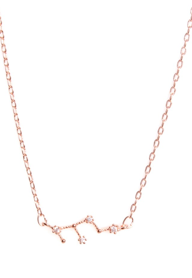 CHA - Necklace - rose gold-coloured
