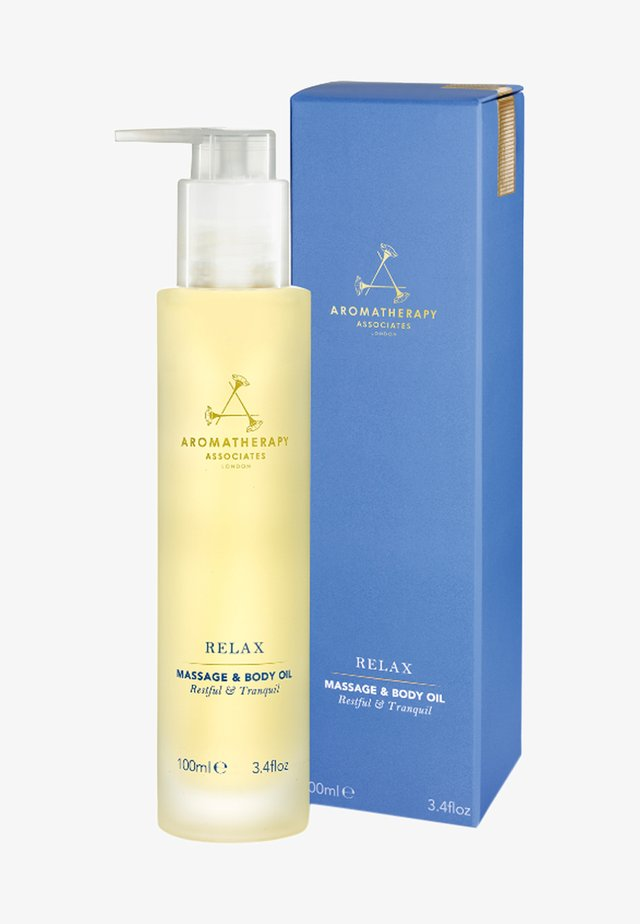 AROMATHERAPY ASSOCIATES RELAX MASSAGE AND BODY OIL - Body oil - -